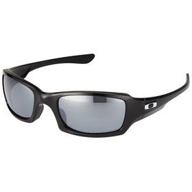 Oakley Fives Squared polished black/black iridium polarized